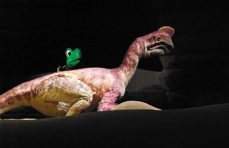 El oviraptor