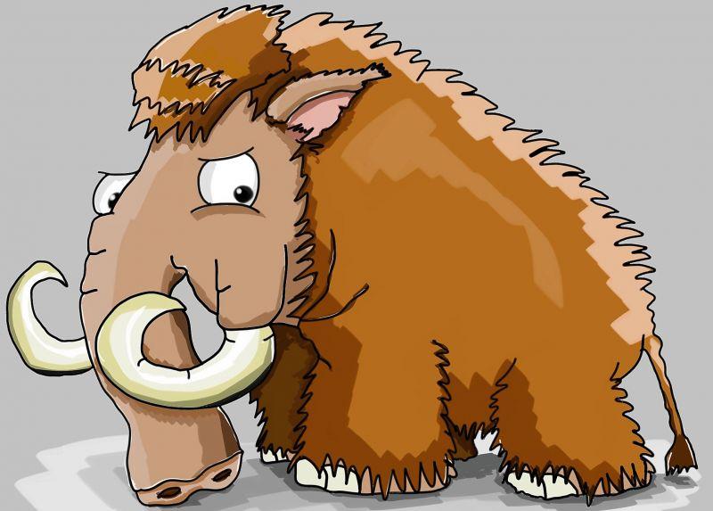 Los mamuts